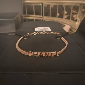 Authentic New Chanel Choker Necklace